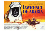 Lawrence of Arabia, 1963 Plakáty