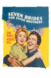 Seven Brides for Seven Brothers, 1954 Photo