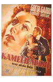 Camille, German Movie Poster, 1937 Print