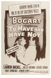 To Have and Have Not, 1944 Posters