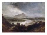 Stirling Castle from the River Forth, 1857 Giclee Print by Samuel Bough
