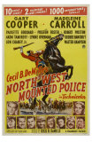 North West Mounted Police, 1940 Prints