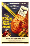The Brain From Planet Arous, 1958 Posters