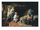 Charity, 1860 Impression giclée par Thomas Brooks
