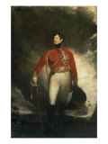 Portrait of the Prince Regent, later George IV Prints by Thomas Lawrence