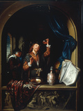 The Physician Giclee Print by Gerard Dou