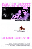 Bonnie and Clyde, 1967 Print