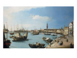 The Entrance to the Grand Canal, Venice Giclee Print by William James