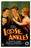 Loose Ankles Print