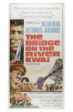 Bridge on the River Kwai, 1958 Posters
