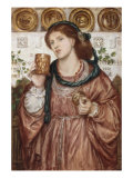 The Loving Cup, 1867 Prints by Dante Gabriel Rossetti
