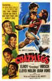 Crazylegs, 1953 Poster