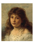 Daisy Giclee Print by Sophie Anderson
