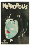 Metropolis, UK Movie Poster, 1926 Posters