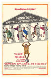 A Funny Thing Happened On the Way to the Forum, 1966 Print