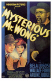 Mysterious Mr. Wong, 1935 Posters