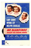 Mr. Blandings Builds His Dream House, 1948 Posters