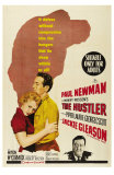 The Hustler, Australian Movie Poster, 1961 Print