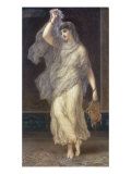 A Pompeian Dancer, 1876 Prints by Augustus Jules Bouvier