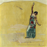 Danseuse Giclee Print by Ferdinand Hodler
