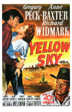 Yellow Sky, 1948 Posters