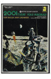 2001: A Space Odyssey, Turkish Movie Poster, 1968 Prints
