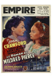 Mildred Pierce, Belgian Movie Poster, 1945 Posters