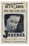 Jezebel, 1938 Print
