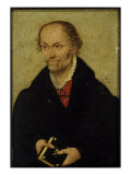 Portrait of Philipp Melanchton Lámina giclée por Lucas Cranach the Elder
