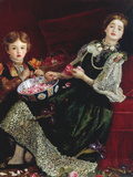 Pot Pourri Giclee Print by John Everett Millais