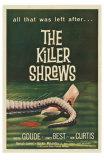The Killer Shrews, 1959 Poster