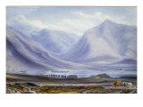 Grouse Shooting near Dalmally, Loch Awe, Agryllshire Prints by William Turner