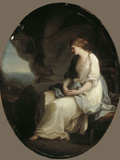 Calypso Art by Angelica Kauffmann
