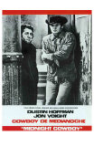 Midnight Cowboy, Spanish Movie Poster, 1969 Prints