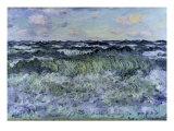 Marine (Etude de Mer), 1881 Posters by Claude Monet
