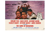 The Guns of Navarone, 1961 Prints