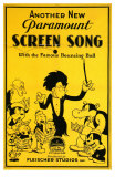 Screen Song, 9999 Posters