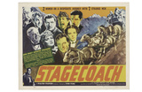 Stagecoach, 1939 Prints