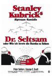 Dr. Strangelove, German Movie Poster, 1964 Posters