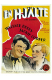 The Champ, Swedish Movie Poster, 1932 Posters