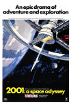 2001: A Space Odyssey, 1968 Prints