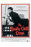 400 Blows, French Movie Poster, 1959 Pósters