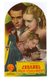 Jezebel, Spanish Movie Poster, 1938 Posters