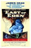 East of Eden, 1955 Affiches
