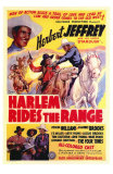 Harlem Rides the Range, 1939 Poster