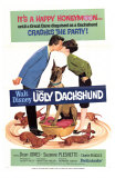 The Ugly Dachshund, 1966 Posters