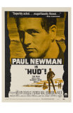 Hud, 1963 Posters