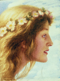 Day, c.1880-85 Giclee Print by Edward Robert Hughes