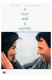 A Man and a Woman, 1966 Affiche