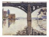 Le Pont Routier d'Argenteuil, 1874 Prints by Claude Monet